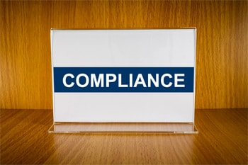 Compliance is Not a Thing